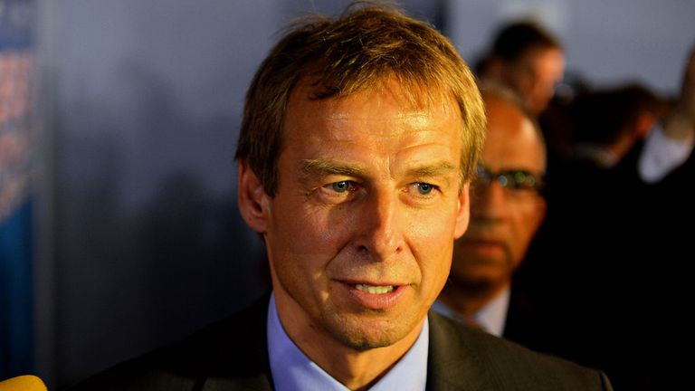 Jurgen Klinsmann has agreed new deal that runs until 2018