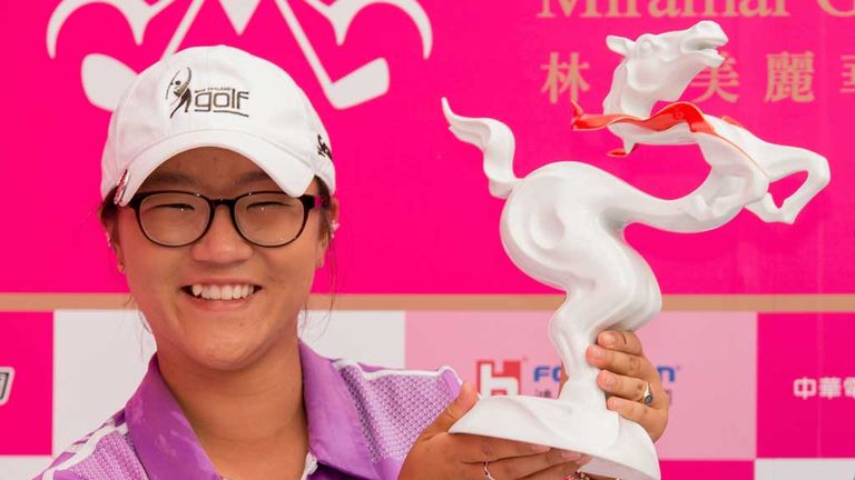 Lydia Ko: Off the mark with victory in Taiwan