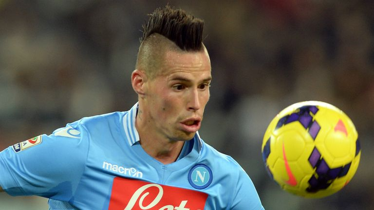 Napoli not planning to sell marek hamsik at the end of the season