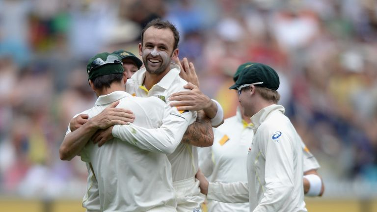 Nathan Lyon: Expected Australia to dominate