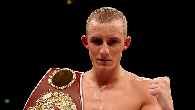 Paul Butler: Gets a world title shot in his 16th fight