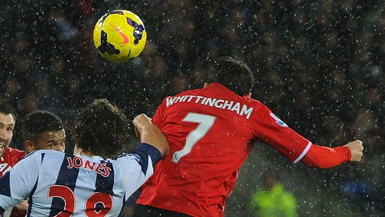 Peter Whittingham: Headed Cardiff to victory over West Brom