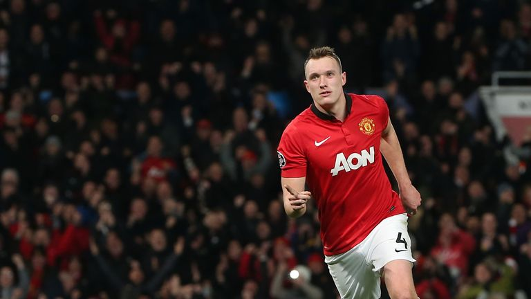 Phil Jones: Villa clash is massive for United