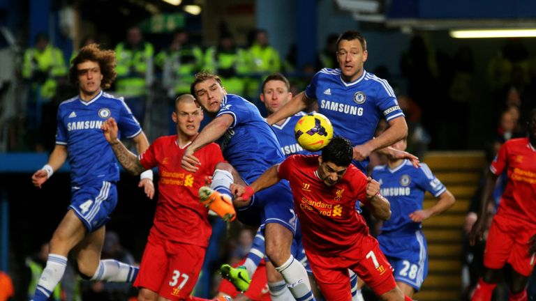 "Liverpool v Chelsea: Merse says a weakened Blues side would be ""disrespectful"""