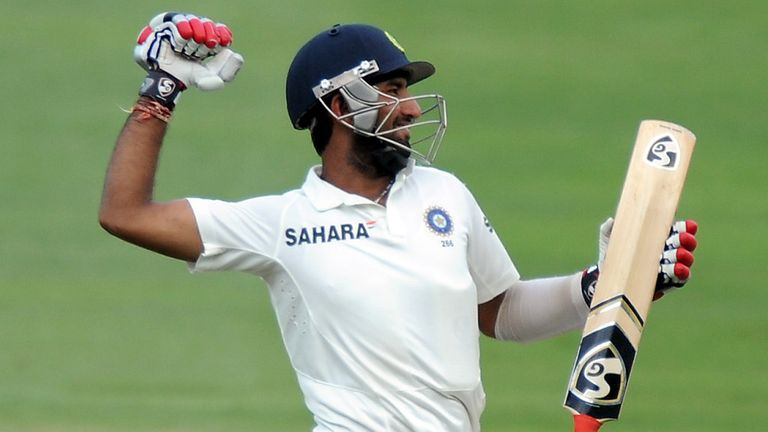 Cheteshwar Pujara: India No 3 finished day three on 135 not out