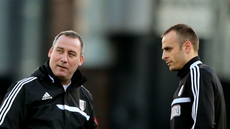 Rene Meulensteen: Confident Dimitar Berbatov will remain at Craven Cottage come February