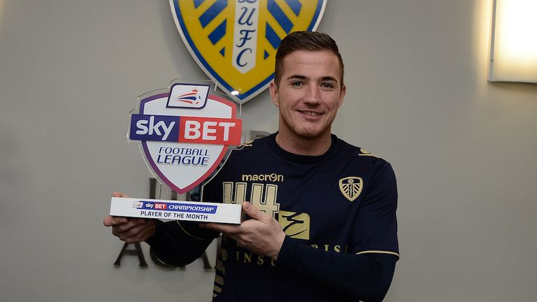Ross McCormack: Had a great November with Leeds United