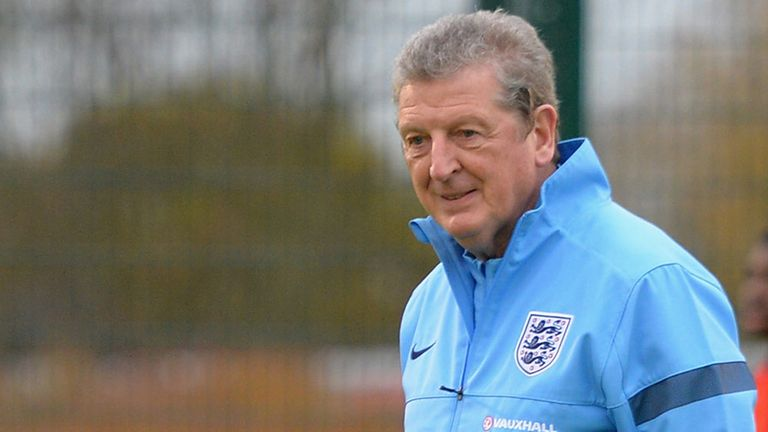 Hodgson: Will discuss his World Cup plans on Monday night's The FF Show