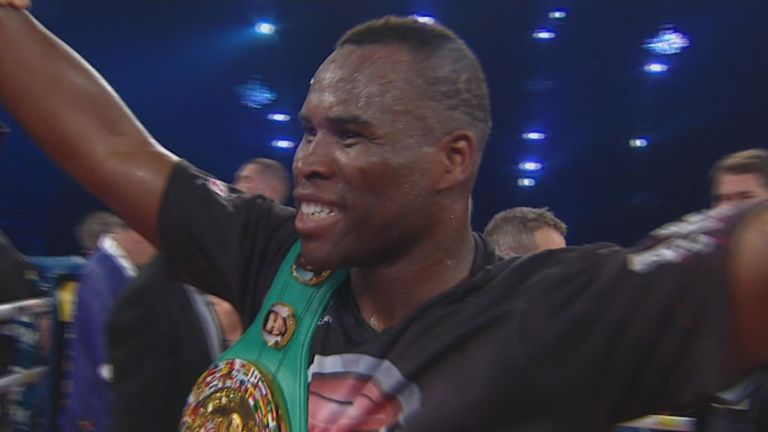 Adonis Stevenson: Held off Andrzej Fonfara on points