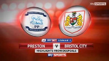 Preston 1-0 Bristol City
