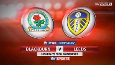 Blackburn 1-0 Leeds