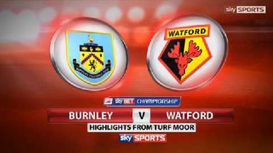 Burnley 0-0 Watford