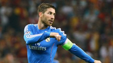 Sergio Ramos: Has no intention of leaving Real Madrid in January