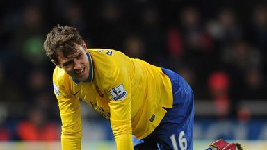 Aaron Ramsey: Not ready to return yet from thigh problem