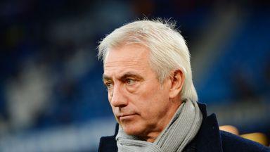 Bert Van Marwijk: Coached Holland to the 2010 World Cup final