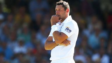 Tim Bresnan: Returned in last week's Test defeat in Perth