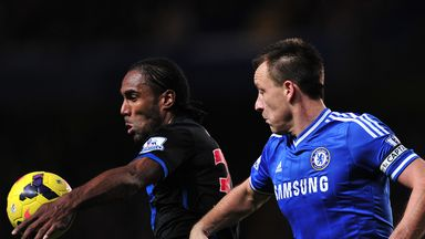 John Terry: Looking forward to taking on Arsenal before Christmas