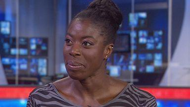 Christine Ohuruogu: 'This caps a memorable year for me'