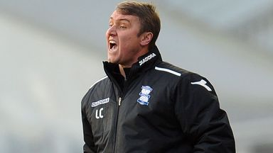 Lee Clark: Birmingham boss ready to fill the defensive void with January loans