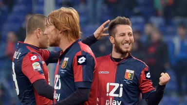 Andrea Bertolacci: Scored for Genoa on Monday night