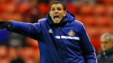 Gus Poyet: Sunderland must regroup