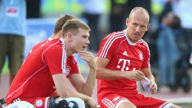 Holger Badstuber (L): Juventus links played down by his agent