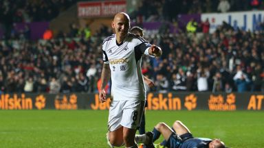 Jonjo Shelvey: Not for sale says Swansea boss Garry Monk