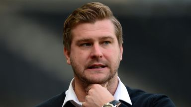 Karl Robinson: Not getting carried away by his side's form