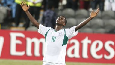 Kelechi Iheanacho: Has deal with Manchester City, according to his father