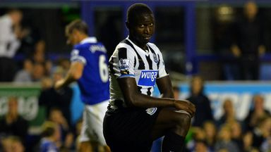 Mapou Yanga-Mbiwa: Feels that Newcastle's season has not been a total write-off