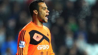 Michel Vorm: Hopes to be fit to face Tottenham this weekend