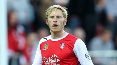 Ben Pringle: One of four Rotherham goalscorers