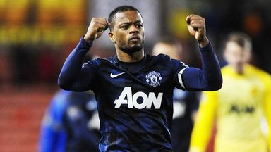 Patrice Evra: Yet to decide what his future will hold