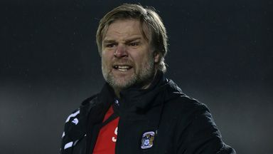 Steven Pressley: Handing his squad some family time
