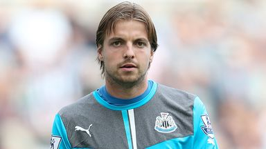 Tim Krul: Focused on winning his place back in the Dutch squad
