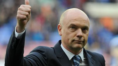 Uwe Rosler: Enjoyed a productive month in league and cup competition