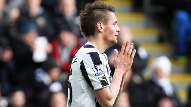 Mathieu Debuchy: Says Premier League football has improved him as a player