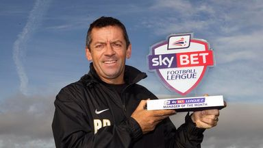 Phil Brown: Has got Southend on the right track