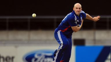 "James Tredwell: ""I've shown over the last few months in the one-day game that I can compete at the top level."""