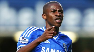 Ramires: Ready to make more European magic after his heroics of 2012