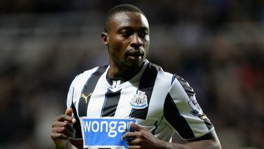 Shola Ameobi: Nigerian striker likely to leave Newcastle United in the summer