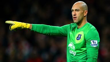 Tim Howard: Backed Roberto Martinez to do good business in the summer