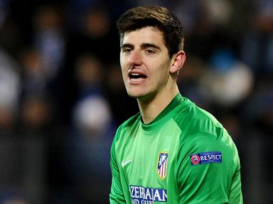 Courtois: No truth in Real Madrid link
