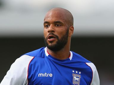 David McGoldrick: Scored for Ipswich