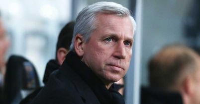 Pardew plays down defeat
