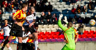 Considine cuts down Thistle