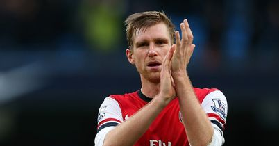 Mertesacker: Back on track