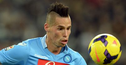 Napoli: Hamsik not for sale
