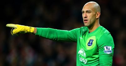 Tim Howard: Believes Everton can dictate matches
