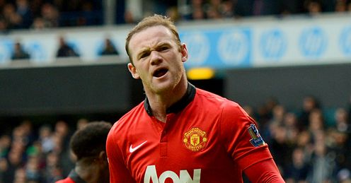 Wayne Rooney: Got 18 months left on his contract